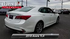 used 2018 acura tlx w technology pkg cherry hill nj