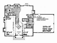 dreamhomesource com house plans classical style house plan 3 beds 2 5 baths 2265 sq ft