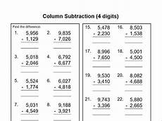 subtraction exchange worksheets 10070 boost maths teaching resources tes
