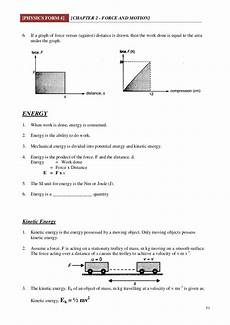 chapter 2 forces and motion