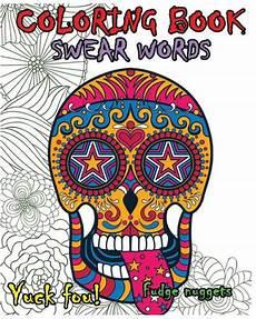 coloring book swear words great cuss swear word