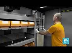 scaffali per furgoni sistema di fissaggio degli scaffali per furgoni store
