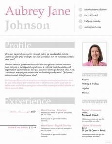 21 simple teacher resume templates pdf doc free