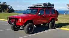 Exploration Ready 2000 Jeep Classic Xj And Rtt