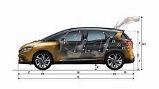 dimension renault capture dimensions scenic cars renault uk
