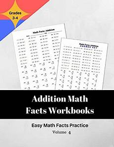 addition math facts workbooks easy math facts practice 51 practice worksheet arithmetic