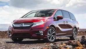 2018 Honda Odyssey Elite Specs  Car US Release