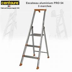Escabeau 8 Marches Escabeau Aluminium Pro 54 De 3 224 8 Marches