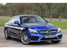 Mercedes C Klasse Coupe Amg - used 2016 mercedes c class diesel coupe c250d amg