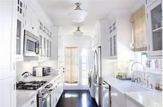 white galley kitchen ideas galley kitchen design ideas that excel