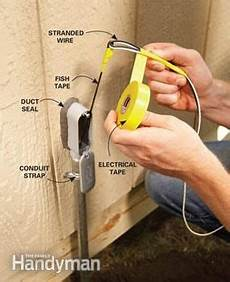 electrical wiring how to run power anywhere projects electrical wiring diy home