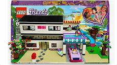 malvorlagen lego friends house lego friends house pool slide by brick