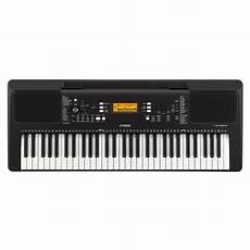 yamaha psr e363 portable keyboard b stock at gear4music
