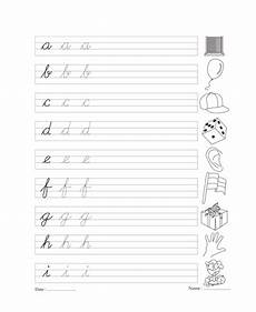 small cursive handwriting worksheets 22067 cursive writing book 4 sheet dengan gambar lembar kerja huruf bahasa