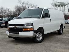 New 2019 Chevrolet Express Cargo Van G2500 CGO VAN In Glen