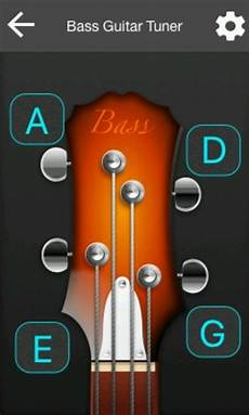 Bass Guitar Tuner For Java
