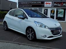 peugeot 208 xy hdi 92 cv occasion montbeliard pas cher
