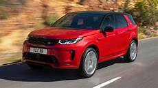 meet the new land rover discovery sport top gear
