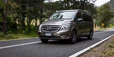 2017 Mercedes Marco Polo Review Weekend Away Photos