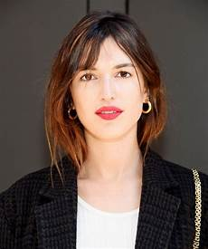 20 best of brunette feathered bob hairstyles with piece y