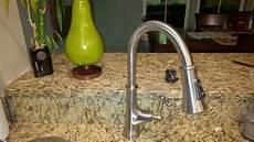 glacier bay kitchen faucet installation glacier bay touchless kitchen faucet unboxing and installing