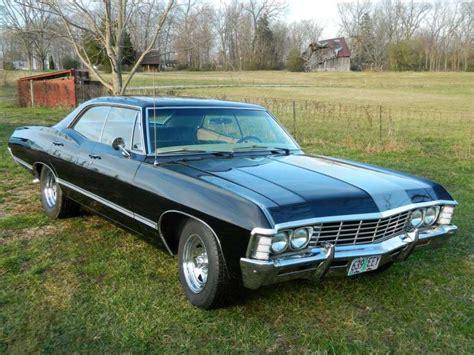 67 Impala Black 4 Door