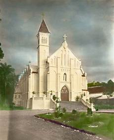 11 Gereja Tertua Dan Terindah Di Indonesia