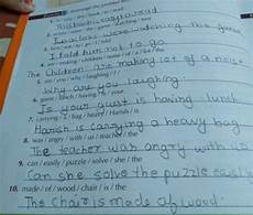 rearrange the jumbled words to make meaningful sentences jum 2 were he game watching j