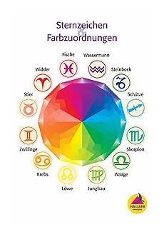 Sternzeichen Und Farben - hamani energies gt farbdrucke