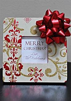 merry christmas picture frame diy christmas ideas the wow style