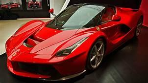 Ferrari Laferrari Wallpapers HD  PixelsTalkNet