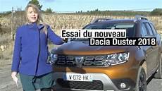 Essai Du Nouveau Dacia Duster 2 2018 1 2 Tce 125ch