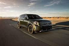 2020 kia telluride suv is a gentle of a family car