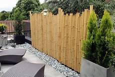 Sichtschutz Terrasse Bambus - gallery of balkon sichtschutz terrasse bambus