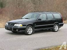 1999 volvo v70xc 1999 volvo v70 xc cross country wagon excellent car for
