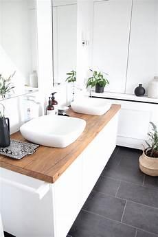 Badezimmer Verschönern Dekoration - 13 wood bathroom countertop ideas you ll want to