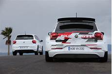Vw Polo Gti R5 Ed Up Rally Hatch Revealed Car Magazine