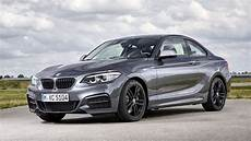 2018 bmw 2 series coupe top speed