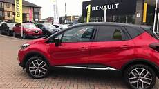 captur flamme renault captur 1 3 tce 130 s edition in with black roof