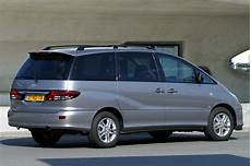 monospace occasion 7 places toyota previa 1 le monospace 7 places d occasion fiable