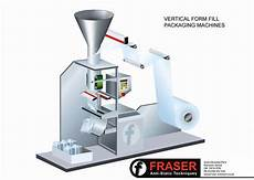 fraser anti static vertical form fill packaging machines
