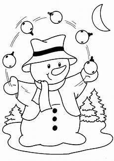 Ausmalbilder Weihnachten Schneemann Ausmalbilder Schneemann Kostenlos Malvorlagen Zum