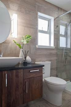 small bathroom renovation loaded with style modern home magazine
