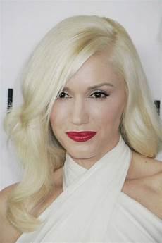 Couleur Cheveux Blond Platine Gwen Stefani Diaporama