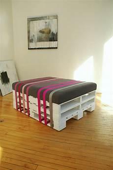 Europaletten Möbel Bett - m 246 bel aus paletten 95 sehr interessante beispiele