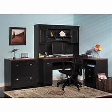 compact home office furniture fancy home office furniture dessign idea with black desk