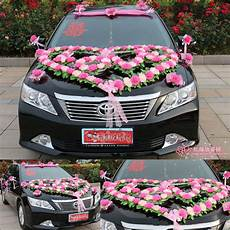 wedding car decorations car flowers propose necessary bridal car decoration a stuff to buy