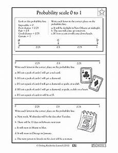 worksheets on probability for grade 3 5868 free printable 5th grade math worksheets word lists and activities page 7 of 10
