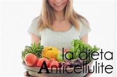cellulite e alimentazione dieta per la cellulite alimentazione contro la cellulite