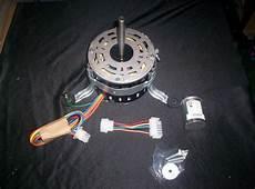 903075 nordyne intertherm miller electric furnace blower motor w capacitor ebay